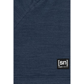 super.natural Highwood T-Shirt Herren blue iris melange